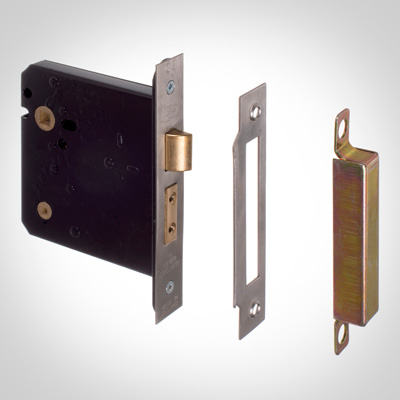 Mortice Set for Privacy Lock for Knob Handles