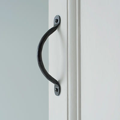 Hammered Door Pull