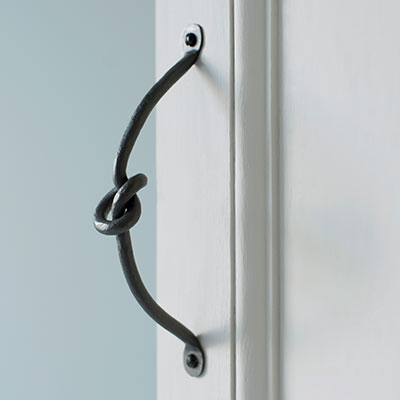 Knotted Handle - 19.5cm
