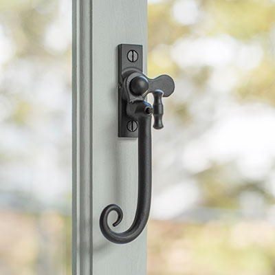 Monkey Tail Lockable Window Latch