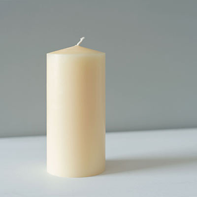 Beeswax Candle 75x150mm