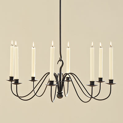Wickham Candle Chandelier