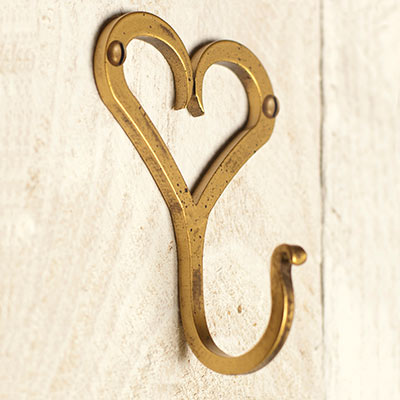 Forged Heart Hook