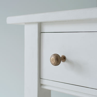 Reeded Cupboard/ Drawer Knob