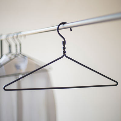 Forged Coat Hanger