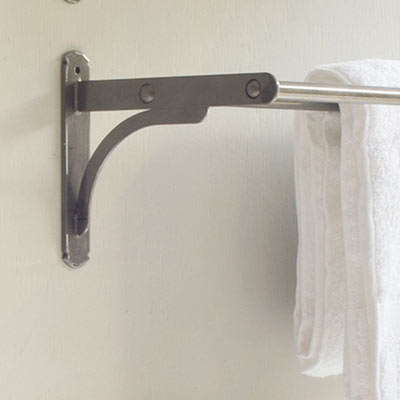 Pembroke Double Towel Rail