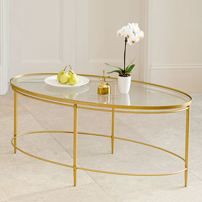 Curzon Oval Table