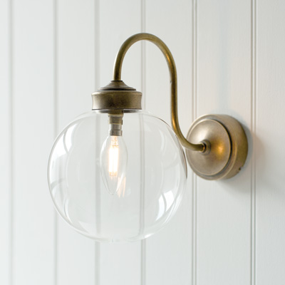 Compton Bathroom Wall Light
