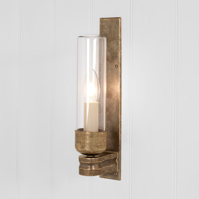 Raydon Wall Light (Plain Glass)
