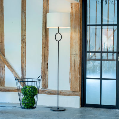 Chelsea Adjustable Floor Lamp