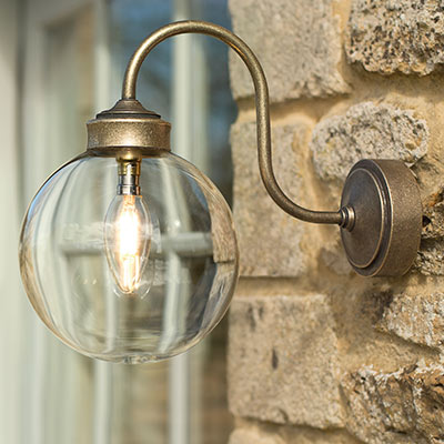 Compton Outdoor Wall Light