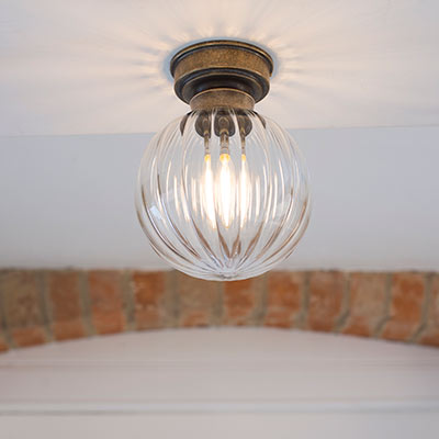 Putney Flush Fitting Light