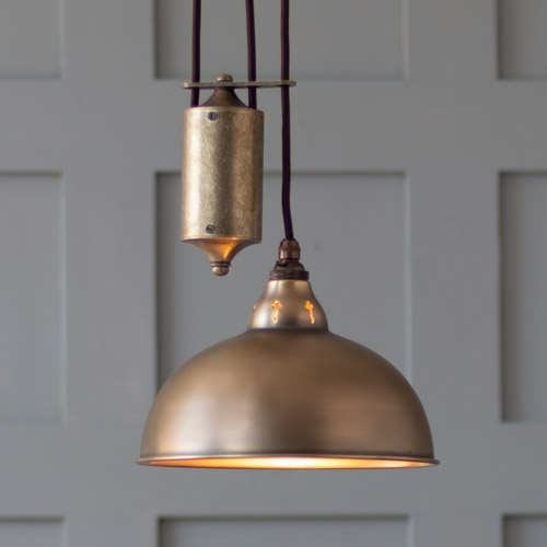 Butler Rise and Fall Pendant Light