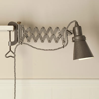 Albion Scissor Wall Light