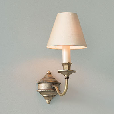 Single Brancaster Wall Light