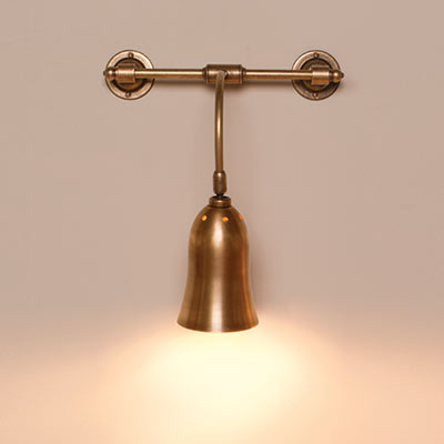 Single Howard Wall Light