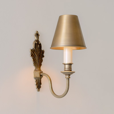 Single Rialto Wall Light