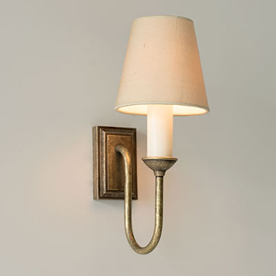 Single Rowsley Wall Light