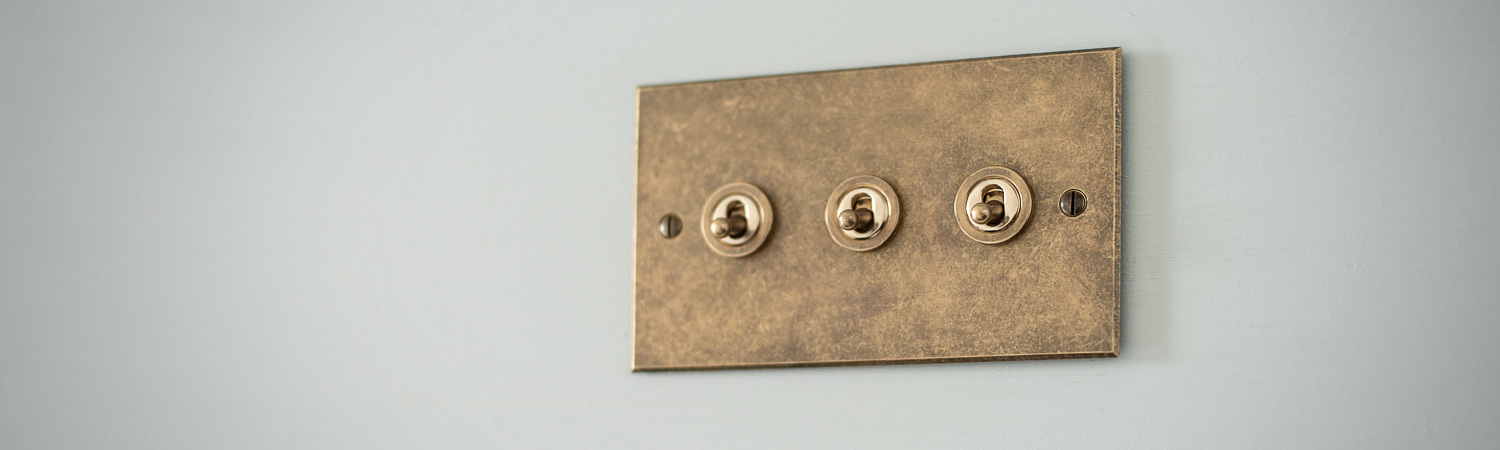 Brass   Light   Electrical Switches   Traditional and Contemporary ...