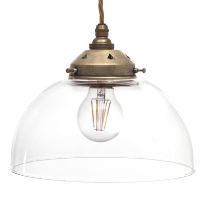 Shotley Glass Pendant Light
