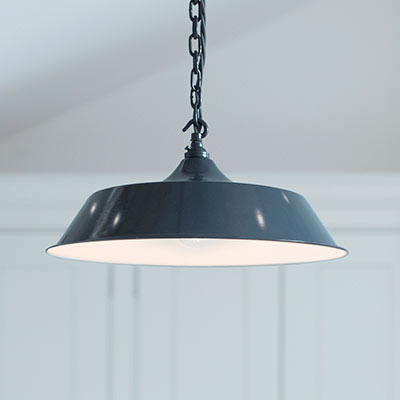 Ceiling lights pendant lighting brass pendant lights balmoral pendant in slate grey aloadofball Choice Image