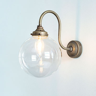 Wall Lights Contemporary And Classic Brass Wall Lighting