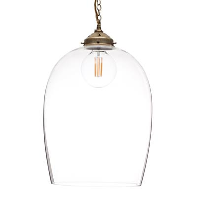 Lansdown Glass Pendant Light