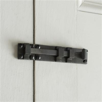 Polstead Door Bolt in Beeswax