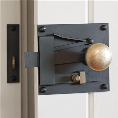 Mistley Door Latch