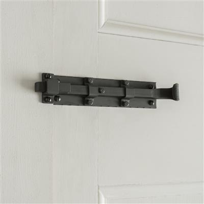 Cranked Groton Door Bolt