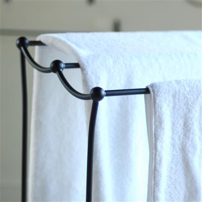 Tallow Freestanding Towel Rail