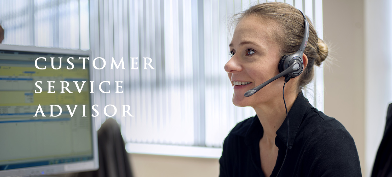 Customer Service Advisor