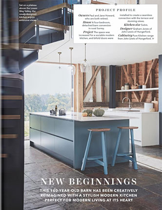 Country Homes and Interiors Magazine Jim Lawrence