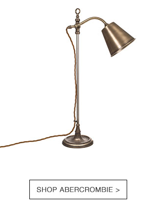 Abercrombie Table Lamp Jim Lawrence