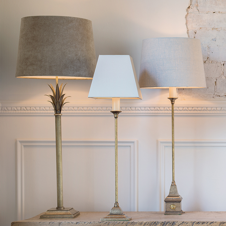 How to size lampshades