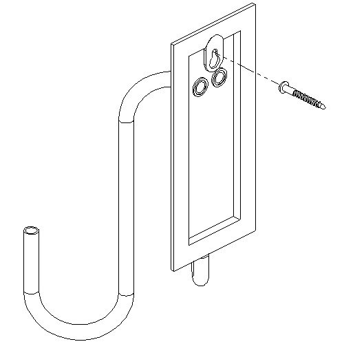 Keyhole Fitting Guide
