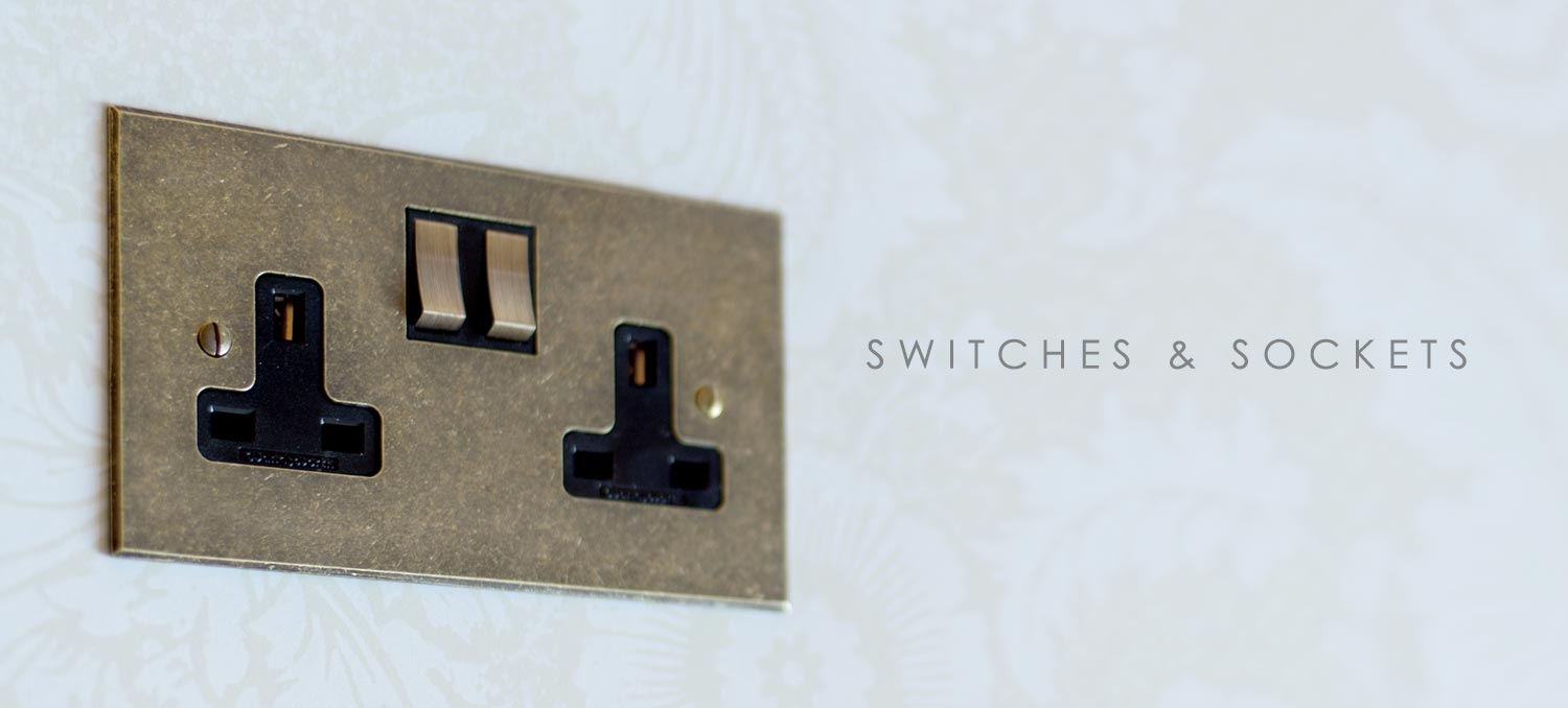 Switches & Sockets banner