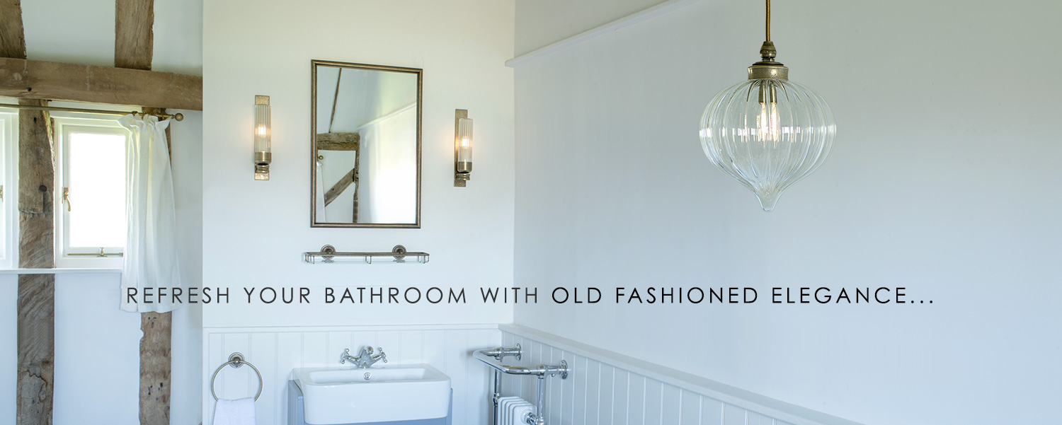 Refresh your bathroom >