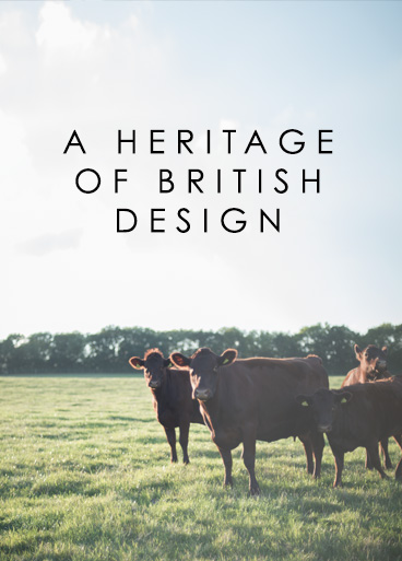 A heritage of British design >
