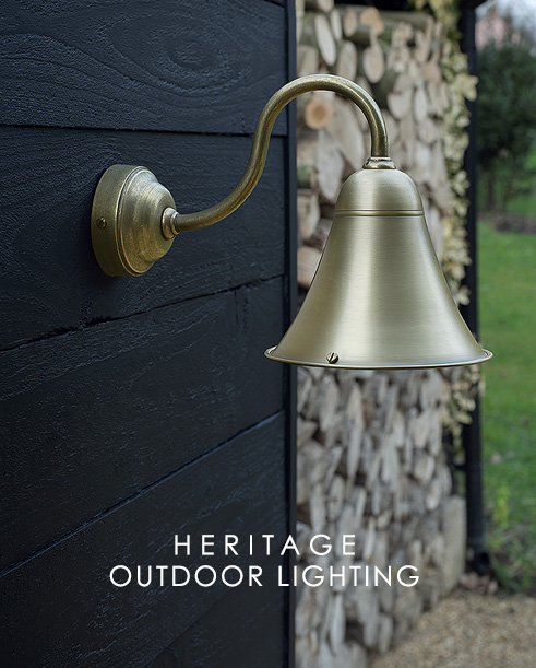 Shop Oudoor Lighting >