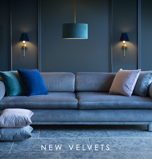 Beautiful new Hunstanton Velvets >