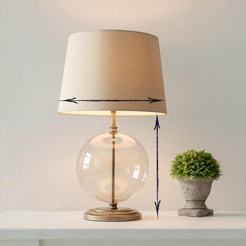Beaded Table Lamp Base | Anthropologie UK