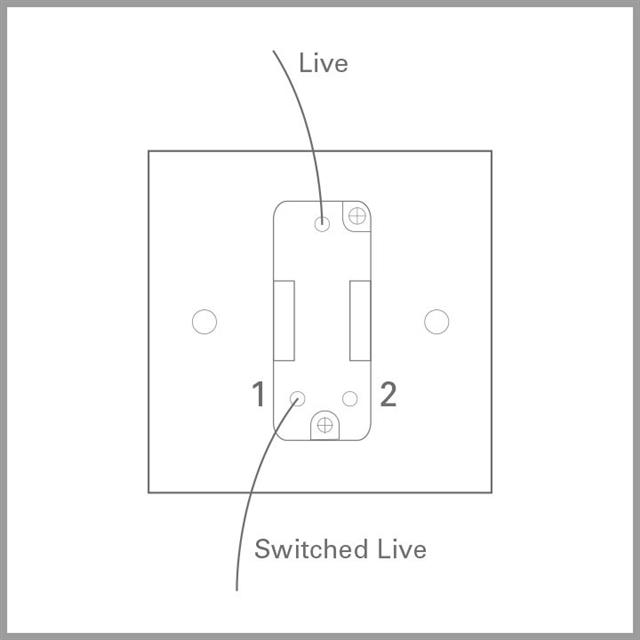Guide To Wiring Switches Sockets Knowledge Base Jim Lawrence