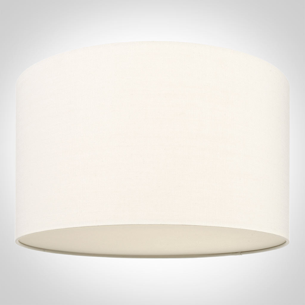 Diffuser for 45cm Cylinder Shade in Cream Velum