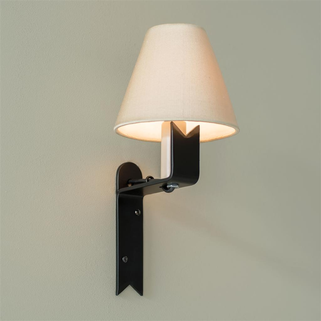 black wall light cottage lighting iron wall light