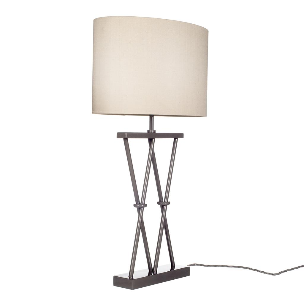 Wandsworth Table Lamp in Polished