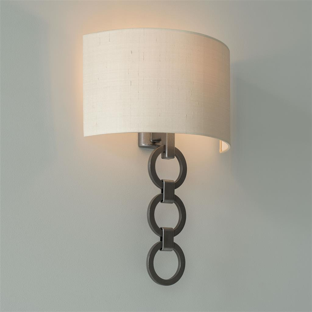 Abingdon Wall Light in Polished