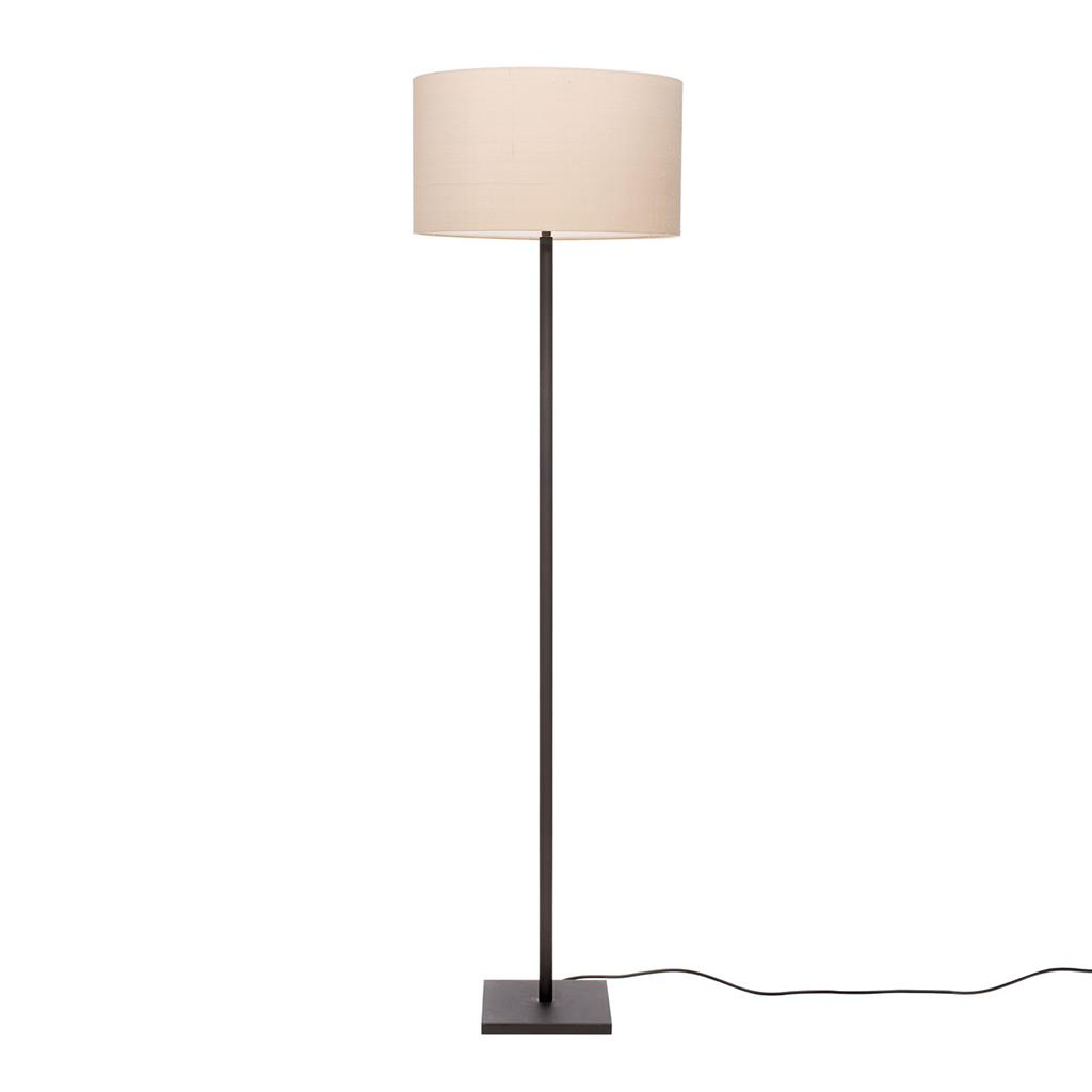 Porter Floor Lamp in Beeswax