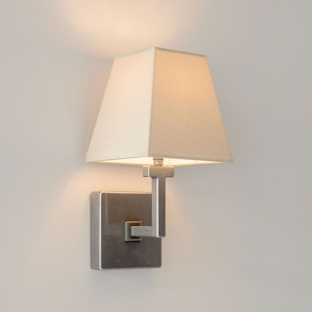 Gresham Wall Light in Polished