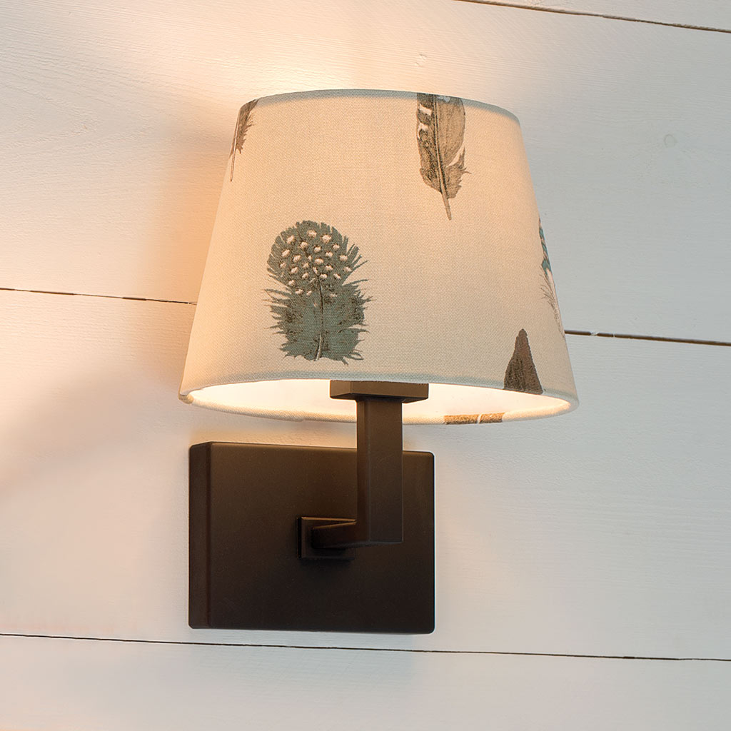 Langham Wall Light in Beeswax